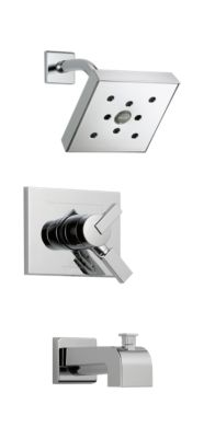 Vero Monitor 17 Series H2Okinetic Tub and Shower Trim