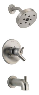 Trinsic Monitor 17 Series Tub and Shower Trim