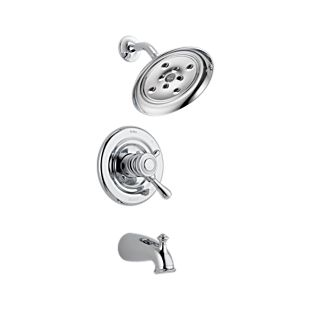 Leland Monitor 17 Series H2Okinetic Tub and Shower Trim