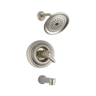 Classic TempAssure 17T Series Tub and Shower Trim