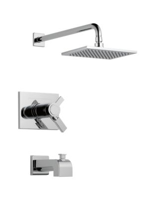 Vero TempAssure 17T Series Tub and Shower Trim