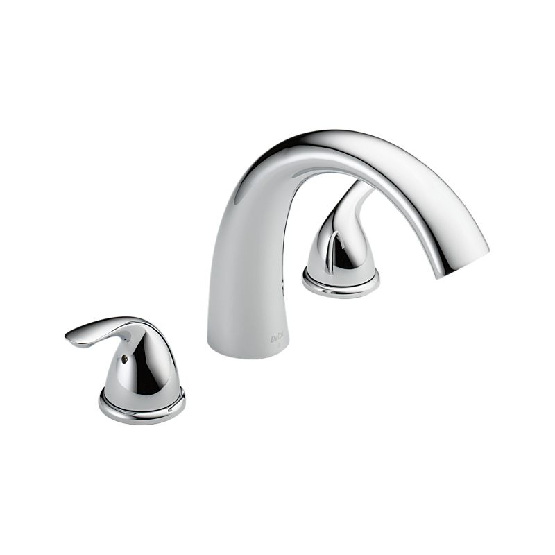 T2705 Classic Roman Tub Trim : Bath Products : Delta Faucet