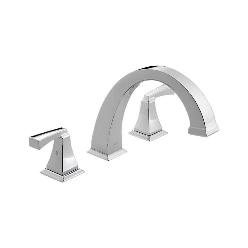 T2751 Dryden™ Roman Tub Trim : Bath Products : Delta Faucet