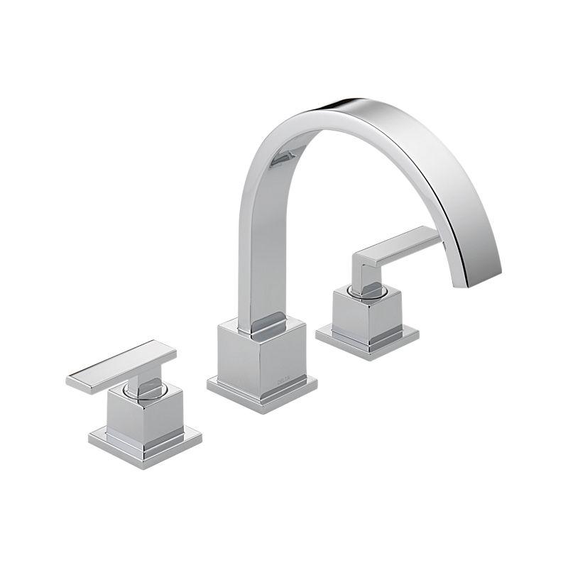 T2753 Vero™ Roman Tub Trim : Bath Products : Delta Faucet