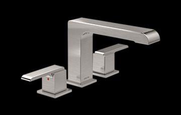 T2767 Ss Ara Roman Tub Trim Bath Products Delta Faucet