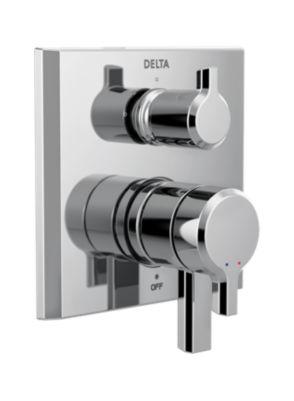 17 Series Integrated Diverter Trim - 3 Function Diverter