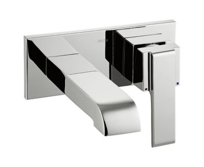 Arzo Single Handle Wall Mount Bathroom Faucet Trim
