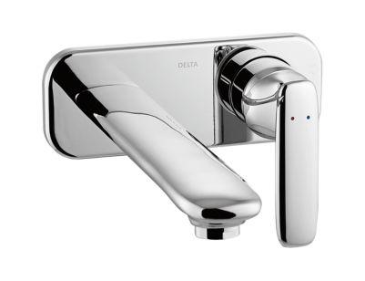 Andian Single Handle Wall Mount Bathroom Faucet Trim