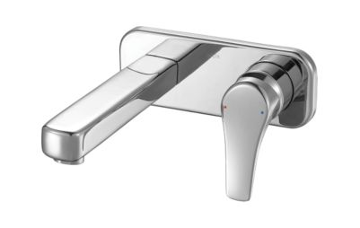 Ixa Soft Single Handle Wall Mount Bathroom Faucet Trim