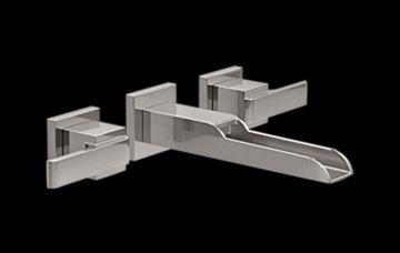 T3568lf Sswl Ara 174 Two Handle Wall Mount Channel Bathroom