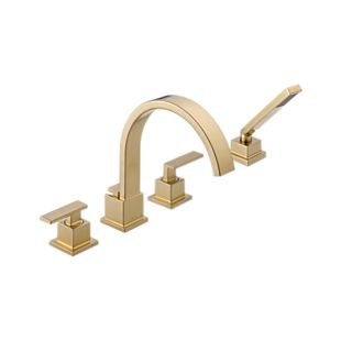 Vero Roman Tub Trim with Hand Shower