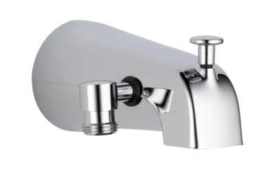 Delta Tub Spout - Pull-Up Diverter with Hand Shower Port