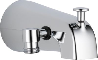 Beau Delta Diverter Tub Spout   Handshower