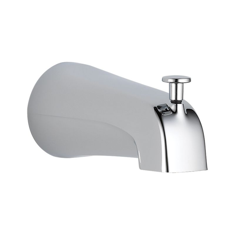 u1075 pk delta diverter tub spout bath products delta faucet