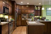 Casual Kitchen Design - Delta Faucet Image 4