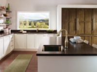 Transitional Kitchen Design - Delta Faucet Image 2
