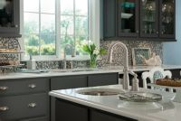 Traditional Kitchen Design - Delta Faucet Image 3