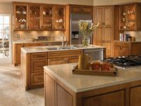 Stately Kitchen Design - Delta Faucet Image 5