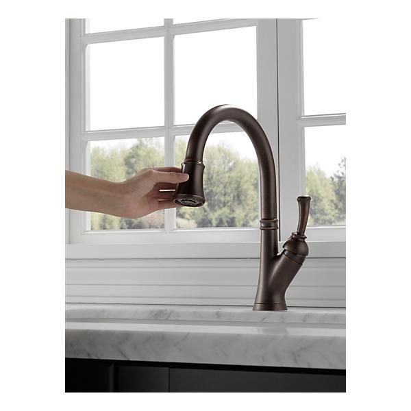 Delta Savile Bronze Kitchen Faucet