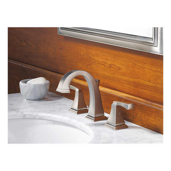 3551lf Sp Two Handle Widespread Lavatory Faucet