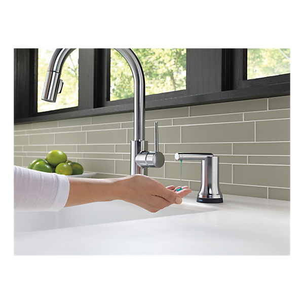 9159t Ar Dst Single Handle Pull Down Kitchen Faucet With