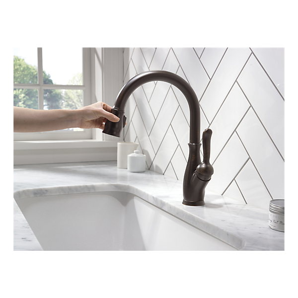 9178 Rb Dst Single Handle Pull Down Kitchen Faucet