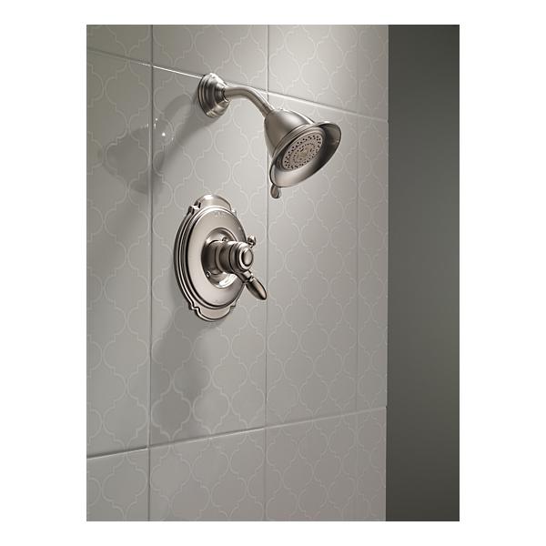 t17255 ss monitor 17 series shower trim. Black Bedroom Furniture Sets. Home Design Ideas