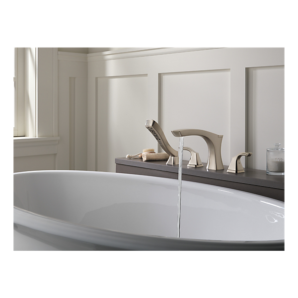 T4752 Ss Roman Tub Trim With Hand Shower