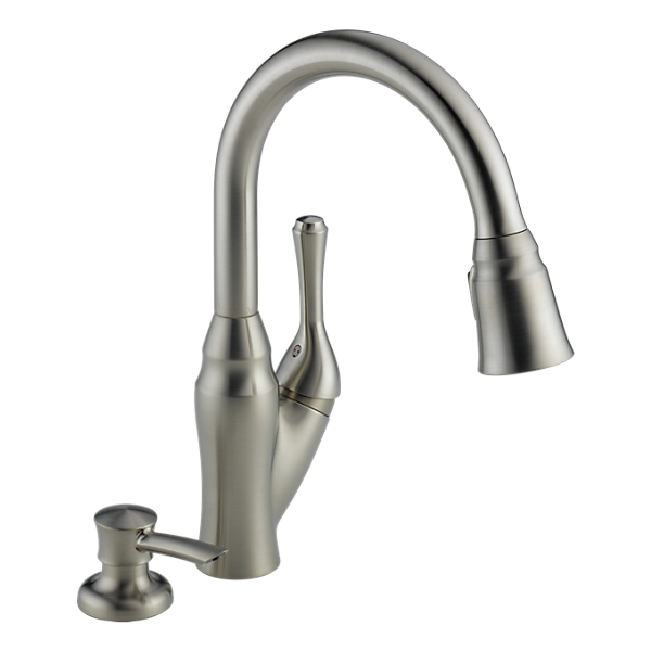 Kitchen Faucets Fixtures And Kitchen Accessories Delta