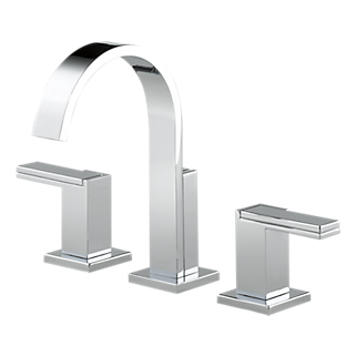 Single Handle Lavatory Faucet 65080lf Bl Siderna