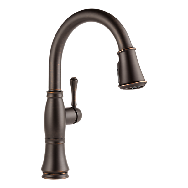 9197 Rb Dst Single Handle Pull Down Kitchen Faucet