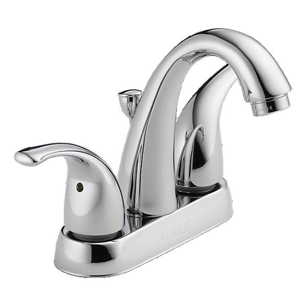 P299695lf Two Handle Lavatory Faucet