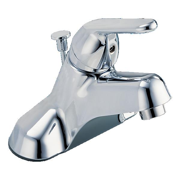 P8620lf D Single Handle Centerset Lavatory Faucet