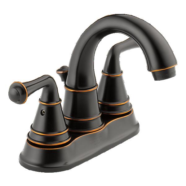 P99790lf Ob Two Handle Centerset Lavatory Faucet