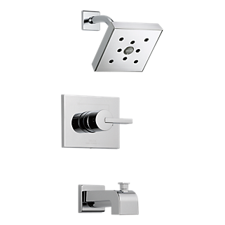 T17453 Monitor 174 17 Series Tub And Shower Trim