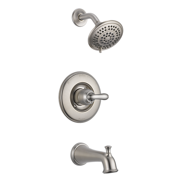 t14494 sssos monitor 14 series tub and shower trim. Black Bedroom Furniture Sets. Home Design Ideas