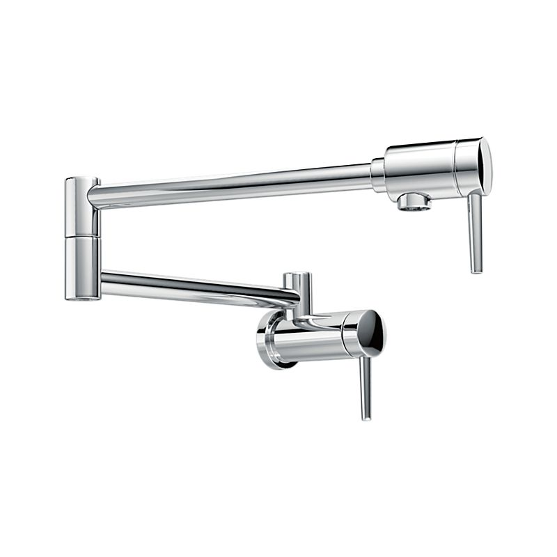 1165lf Delta Contemporary Wall Mount Pot Filler Kitchen Products