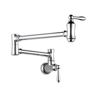 Delta Traditional Wall Mount Pot Filler