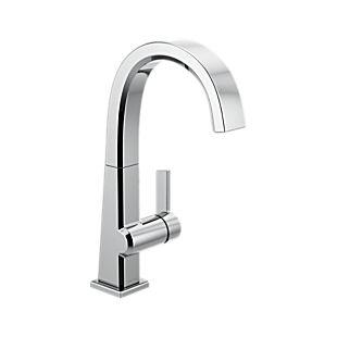 Pivotal Single Handle Bar Faucet