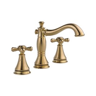 Cassidy™ Two Handle Widespread Bathroom Faucet - Less Handles