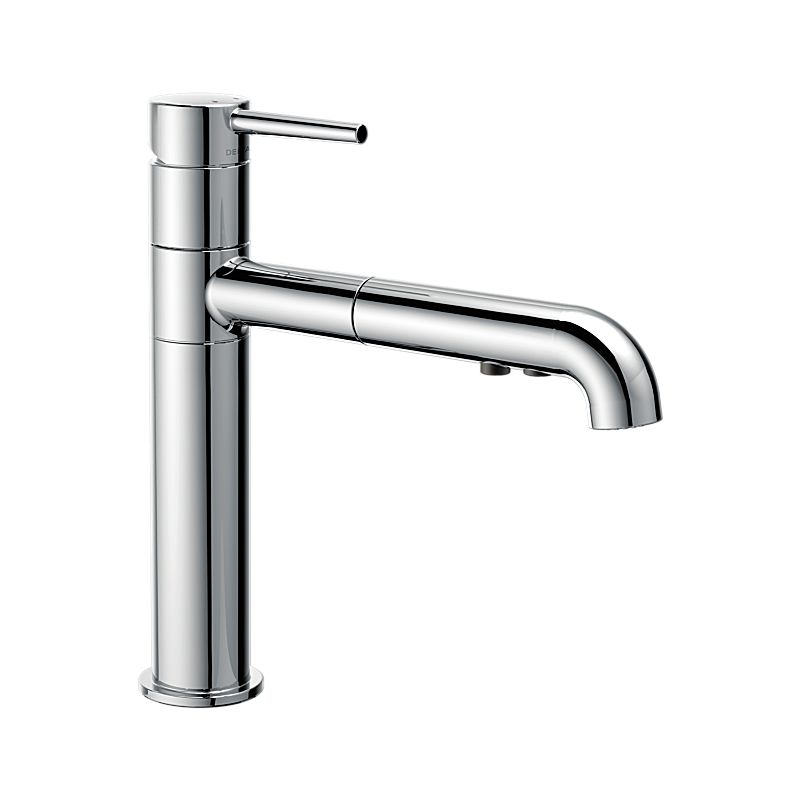 4159 Dst Trinsic 174 Single Handle Pull Out Kitchen Faucet