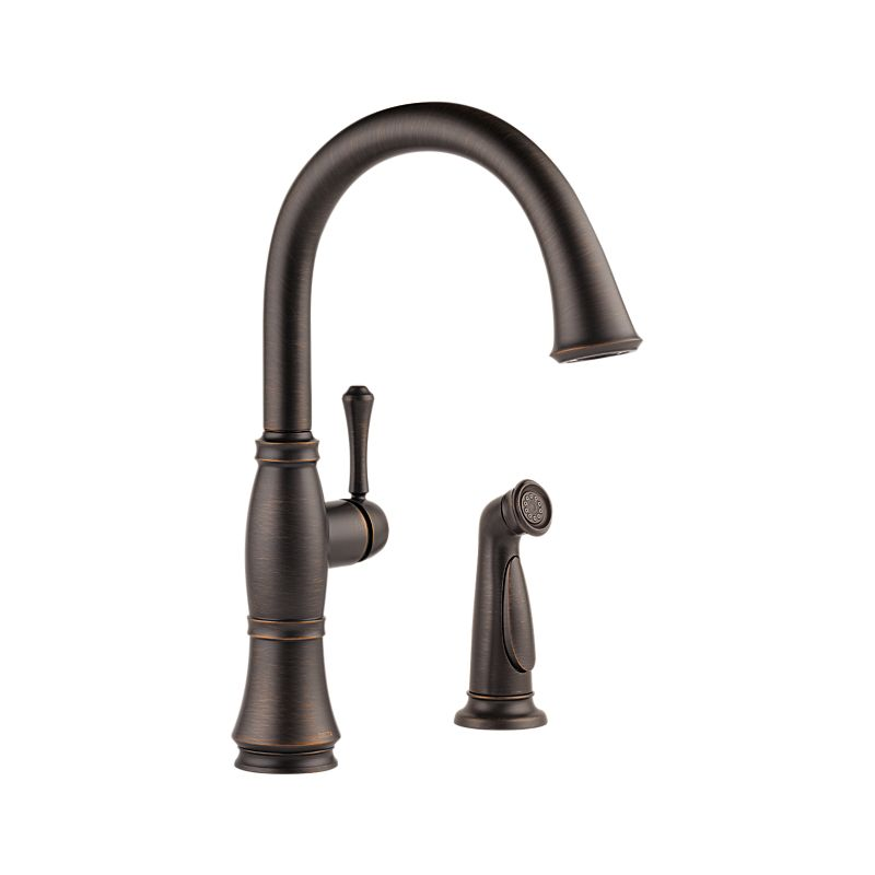 4297 Rb Dst Cassidy Single Handle Kitchen Faucet With