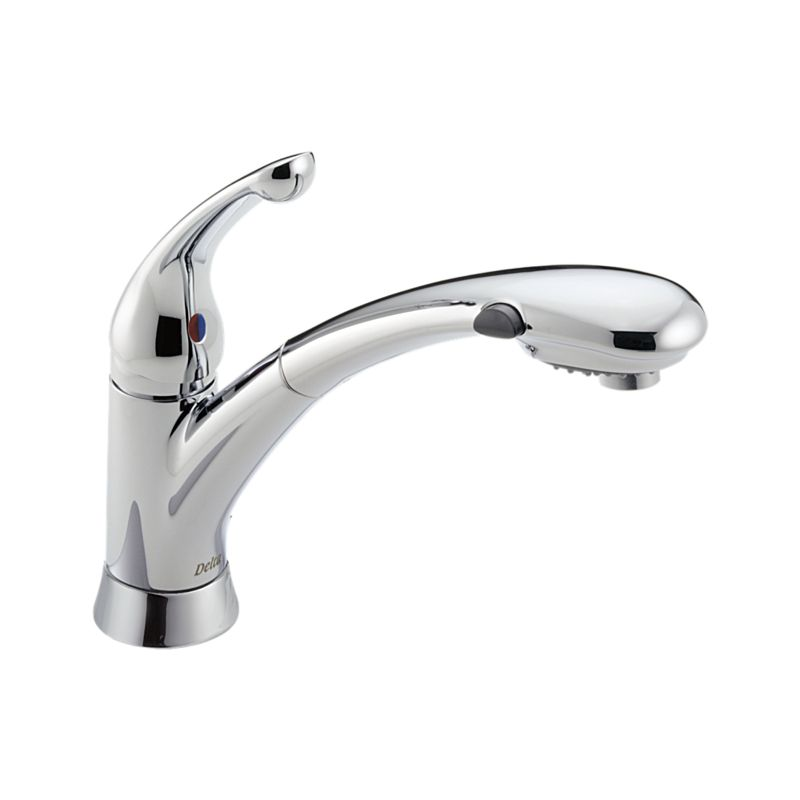 470 Dst Signature Single Handle Pull Out Kitchen Faucet