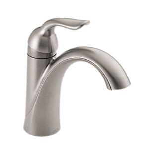 Lahara Single Handle Bathroom Faucet