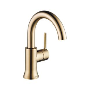 Trinsic Single Handle High-Arc Bathroom Faucet