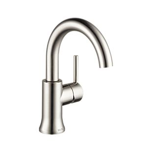 Trinsic® Single Handle High-Arc Bathroom Faucet
