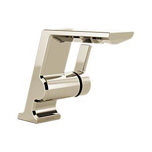 Pivotal Single Handle Bathroom Faucet
