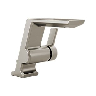 Pivotal Single Handle Bathroom Faucet