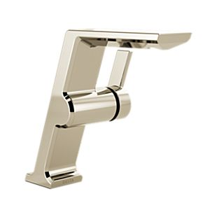 Pivotal Single Handle Mid-Height Vessel Bathroom Faucet