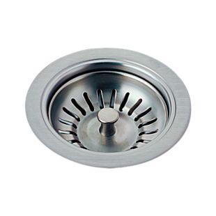 Delta Kitchen Sink Flange and Strainer
